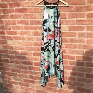 NWT Lauren Conrad slip dress